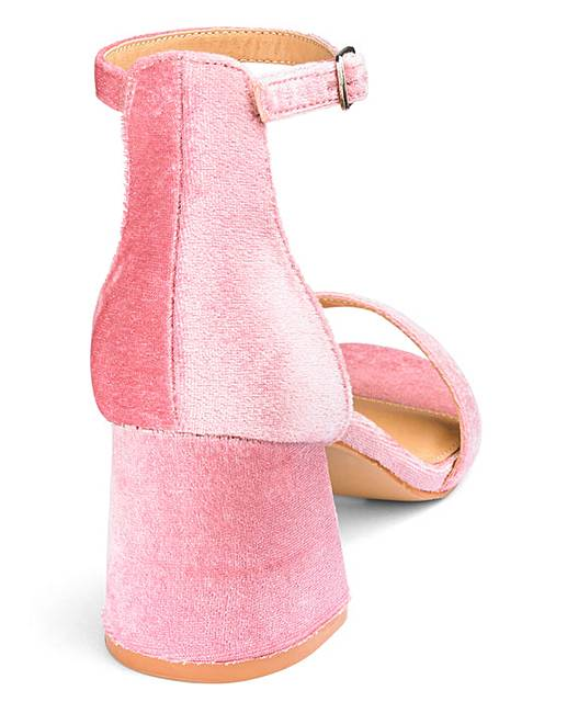 c77392ab3c3c Cammy Block Heels Extra Wide EEE Fit. Click to view  Simply Be  products.  12 people have looked at this in the last couple of hours.
