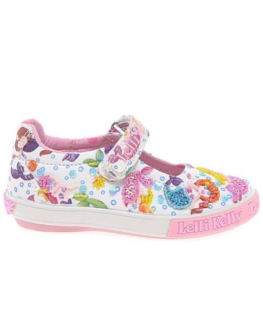 d2fb9ebce843f Lelli Kelly Mermaid Dolly Shoes | Ambrose Wilson