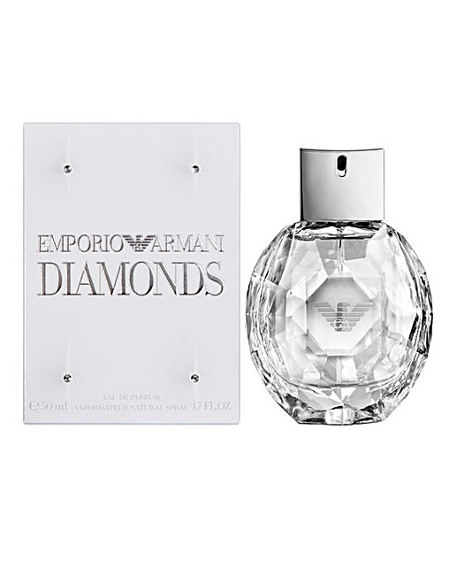 Emporio Armani Diamonds 100ml Edp Fashion World