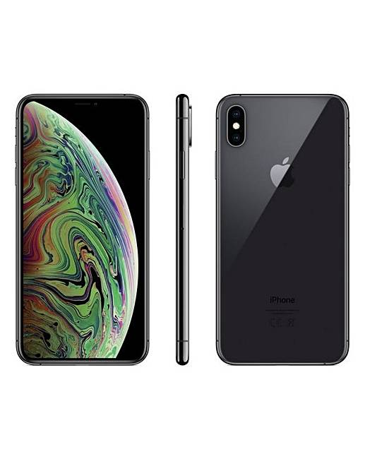 Iphone Xs Max 64gb Space Gray Home Beauty Gift Shop