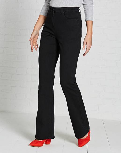 c1251a79444 Kim High Waist Bootcut Jeans