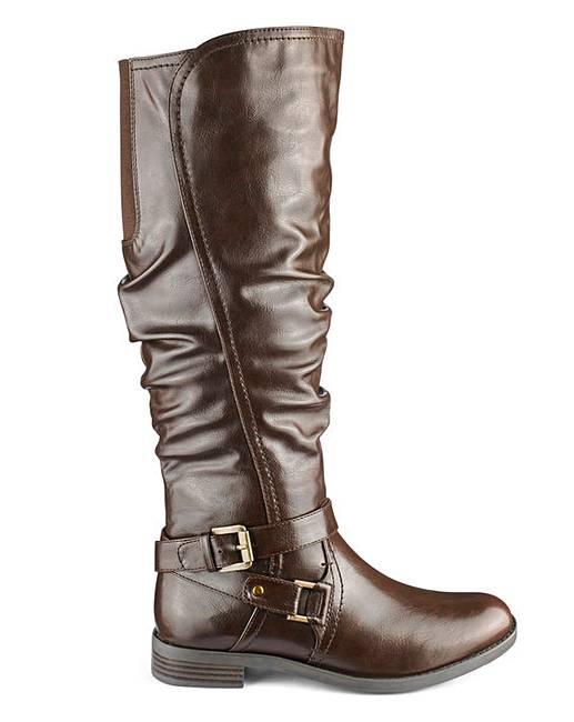 finest selection 73c8b 00932 Heavenly Soles Boots EEEEE Ex Curvy Plus