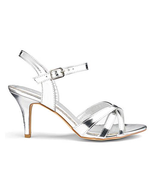 7b952abf8b1 Strappy Occasion Sandals EEE Fit