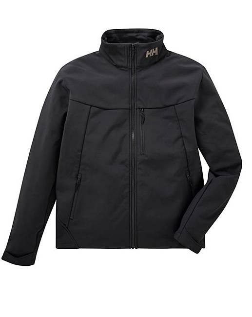 01ad3c91 Helly Hansen Black Softshell Jacket | J D Williams