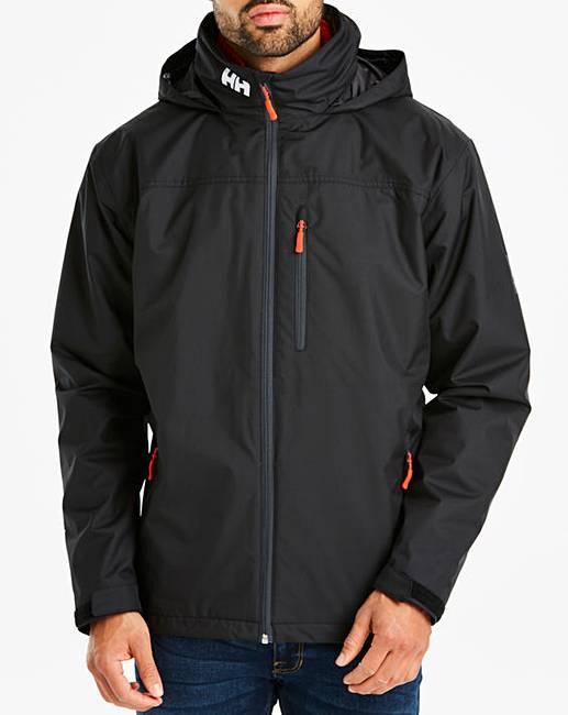 e466aebae1 Helly Hansen Black Maritime Jacket   Jacamo