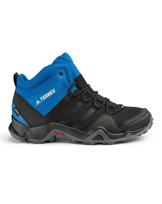 6256c0a45b20 Adidas Terrex Ax2r Gore Tex Boots Jao. Picture 6 Of 10. Adidas Terrex Fast  Mid Mens Black Waterproof Gore Tex Walking Hiking