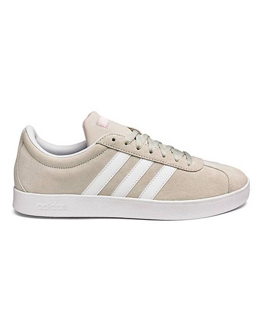 best website e02db 6c356 adidas VL Court 2.0 Trainers   Simply Be