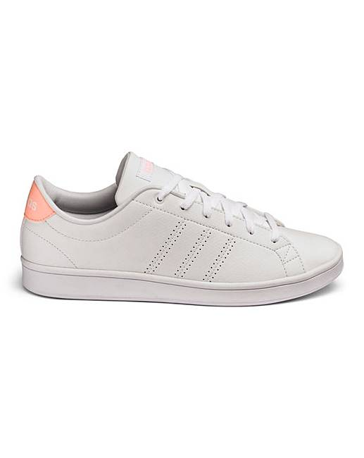 separation shoes 6776b 16c07 adidas Advantage Clean QT Trainers  Fashion World