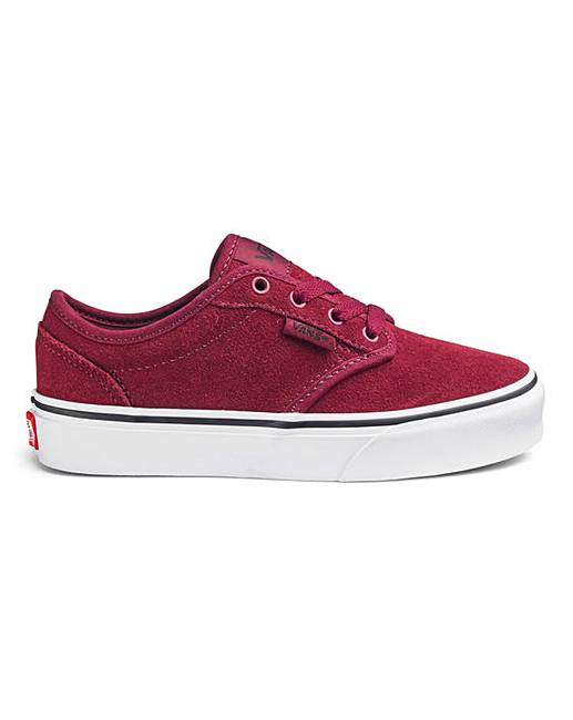 cb2bc097cbb357 Vans Atwood Youth Trainers