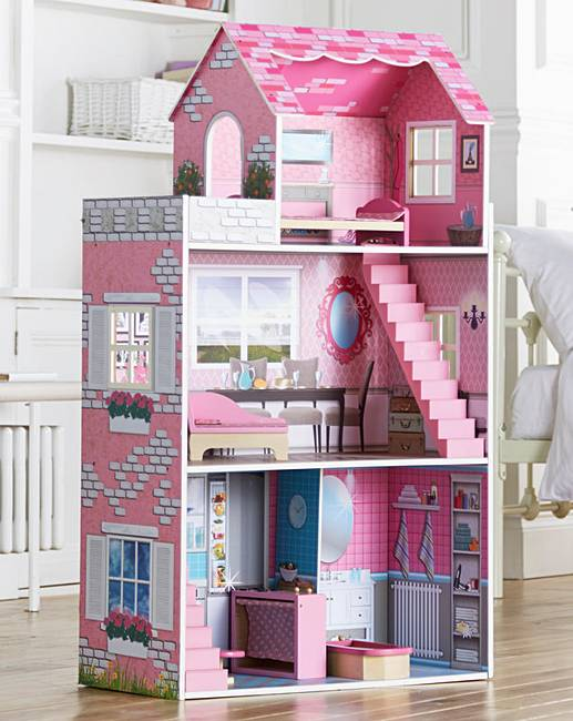 Fantasy Mansion Dolls House