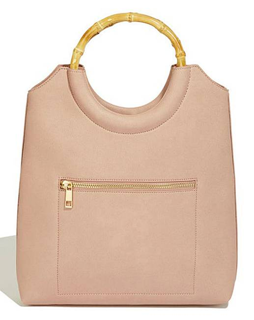 b1b429fb11ed Oasis Mila Zip Tote Bag   Simply Be