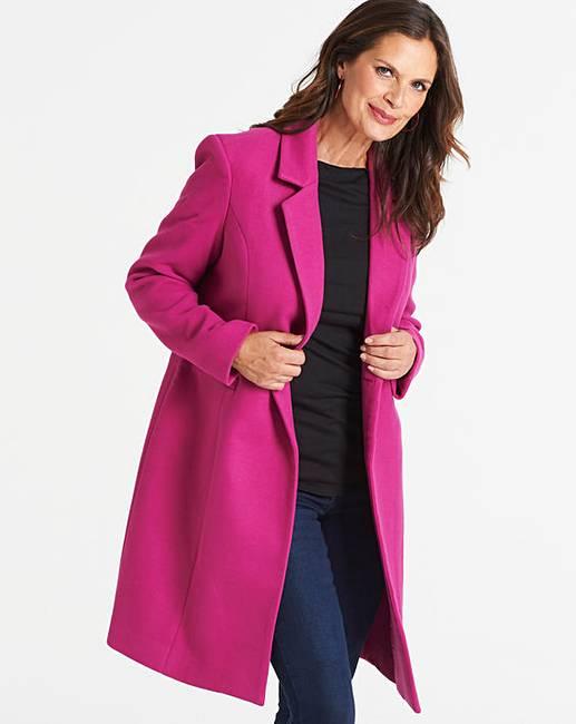 493c8c48309e Vero Moda Curve Rambla Cala Coat