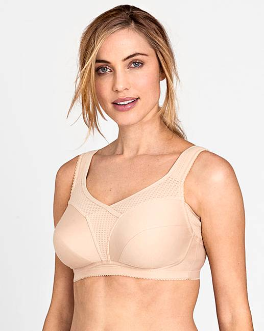 ba47677cd44 Miss Mary Cotton Fresh Non Wired Bra