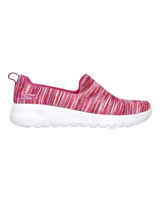 c9d279e9bf5a9 Skechers Go Walk Joy Trainers | Simply Be