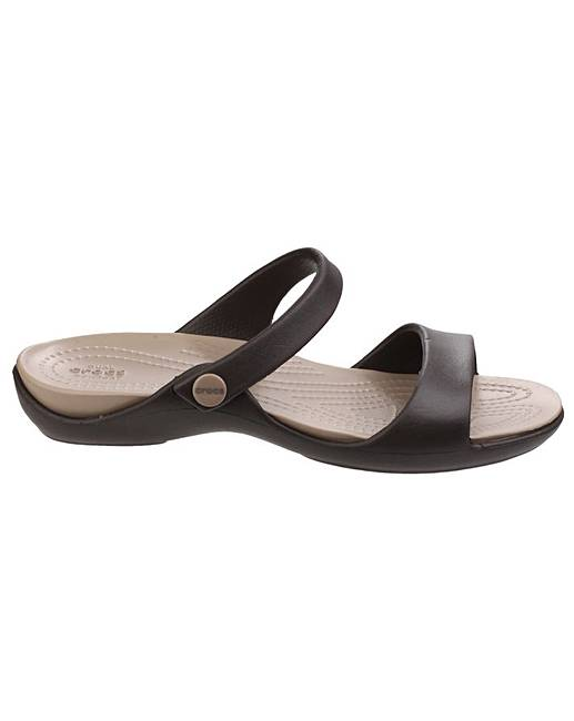 c27db386ff165 Crocs Cleo V Ladies Sandals