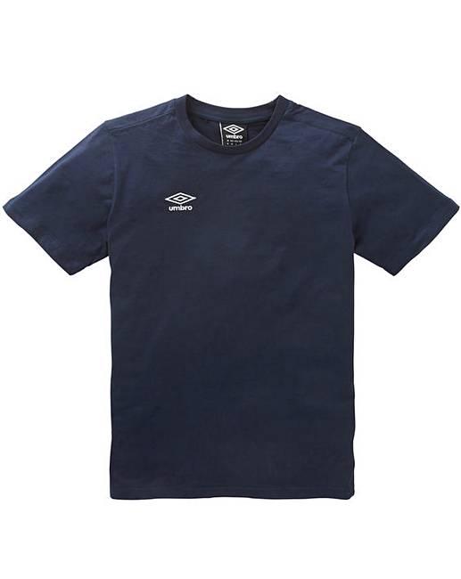 80e56d6c1a Umbro Small Logo T-Shirt Regular | Oxendales