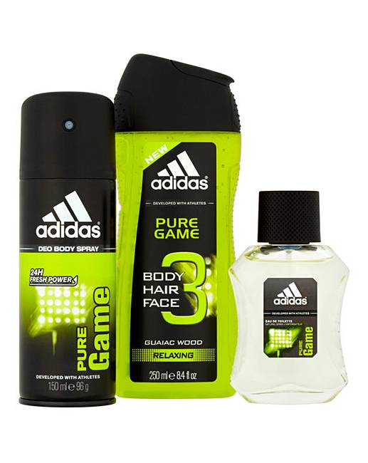 c25f52f9c65 Adidas Ice Dive   Pure Game Sets BOGOF   Simply Be