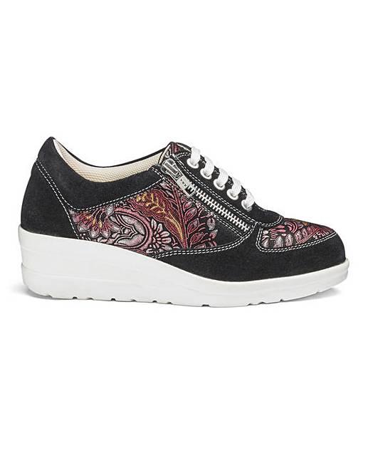 c35c2704e70 Heavenly Soles Leisure Shoes E Fit