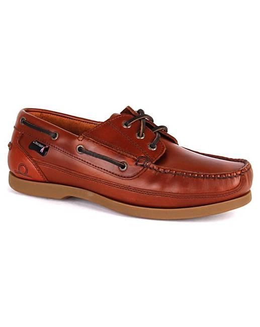 Chatham Rockwell G2 Mens Boat Shoes Fashion World