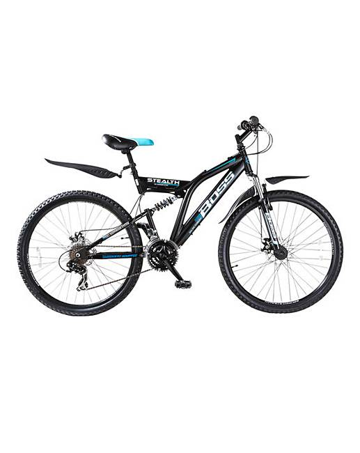 3203758c9c1 Boss Stealth Mens Mountain 26in Bike | Oxendales