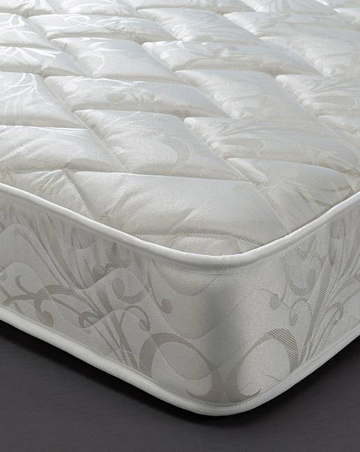silentnight miracoil comfort mattress fashion world. Black Bedroom Furniture Sets. Home Design Ideas