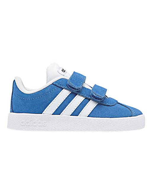 new concept bb78f def06 adidas VL Court 2.0 CMF Trainers   J D Williams