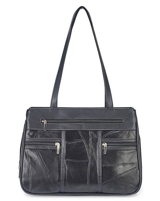Leather Shoulder Bag  99d03745ac97