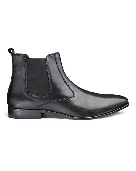 93c4c05f07e0 Peter Werth Leather Chelsea Boots