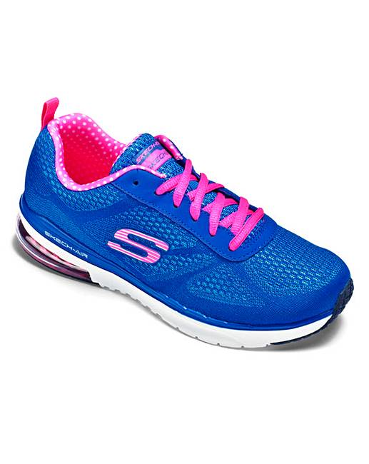 4724a476429 Skech-Air Infinity Trainers Std Fit | Simply Be