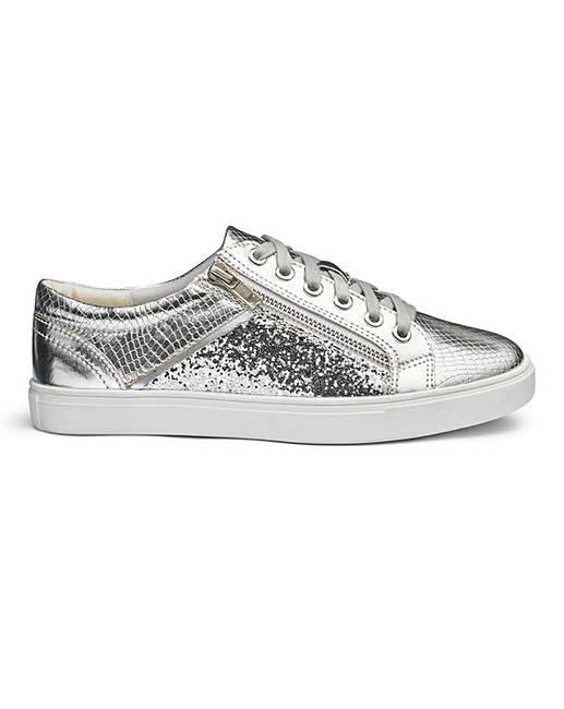871a859576d Heavenly Soles Glitter Shoes E Fit