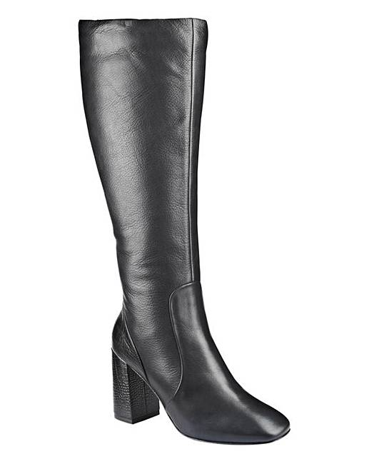 987b16331bd Lorraine Kelly Knee High Boots D Fit