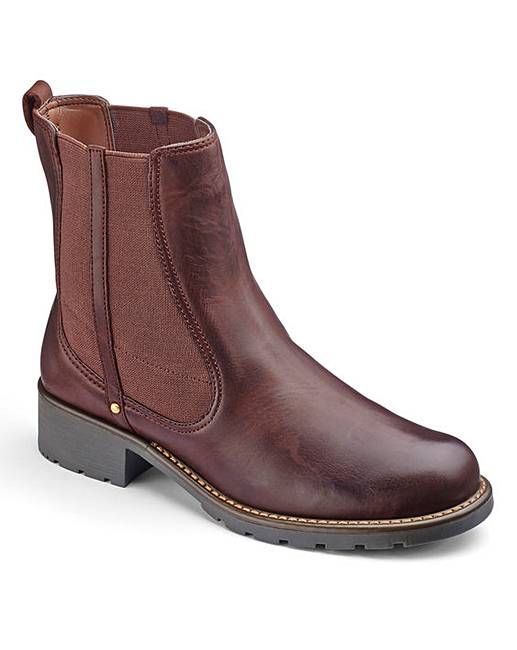 bfd758eb4da9 Clarks Orinoco Club Ankle Boots D Fit