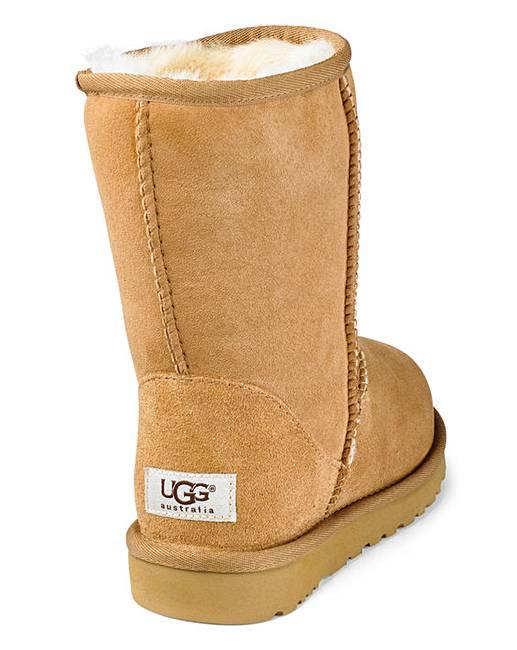 80919cd7f4a UGG Australia Classic Short Womens Boots