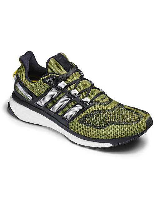 online retailer 5d816 1d30d adidas Energy Boost 3M Trainers  Jacamo