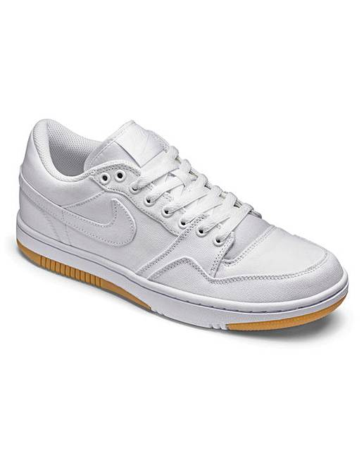 the best attitude e7b7a ec02d Nike Court Force Low Trainers   Jacamo
