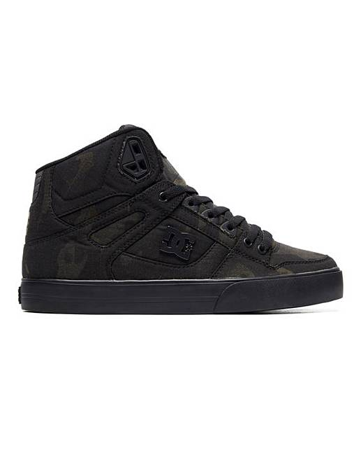 691980b03f DC Shoes Pure High Top WC TX SE Trainers