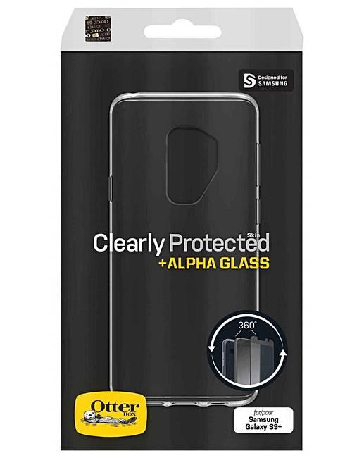 buy online 41d99 cfc72 Alpha Glass Samsung Galaxy S9+