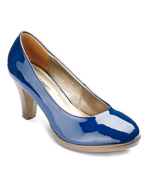 Shoe Tailor Court Shoes E Fit   Marisota