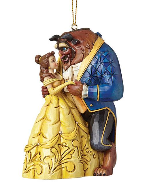 Beauty The Beast Hanging Ornament Simply Be