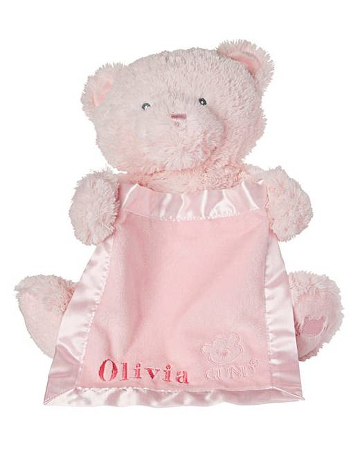 9d9dd2e9d10 Personalised Gund Peek-a-boo Bear
