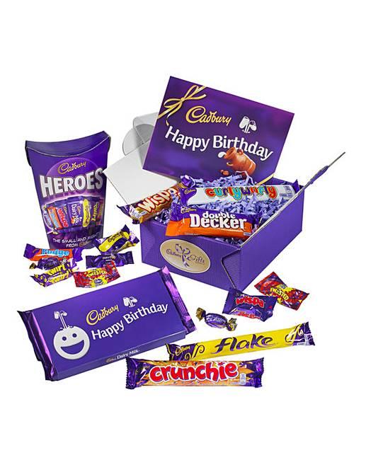 Cadbury Birthday Gift Box