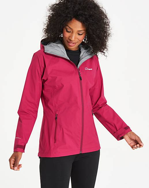 in stock sneakers classic fit Berghaus Ladies Deluge Pro Jacket