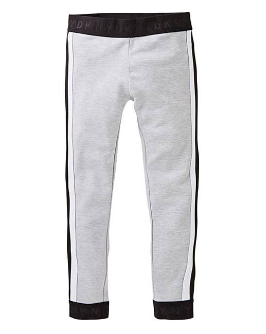 622ff9ad08617 DNKY Girls Side Stripe Legging | Oxendales