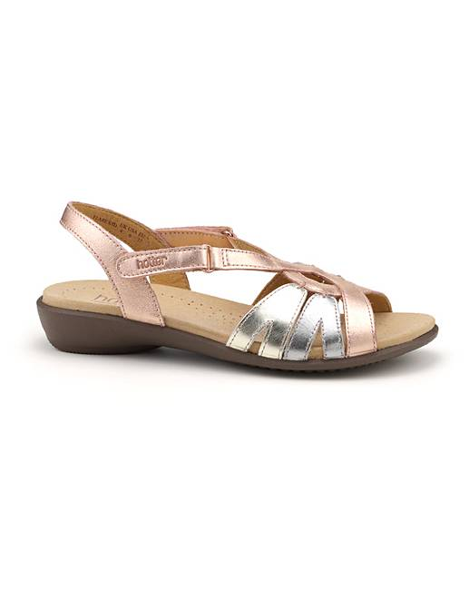 4ba77cf0d9f Hotter Flare Touch Close Sandal