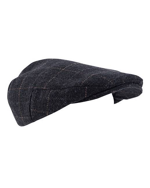 4a38c25f31dff Checked Flat Cap