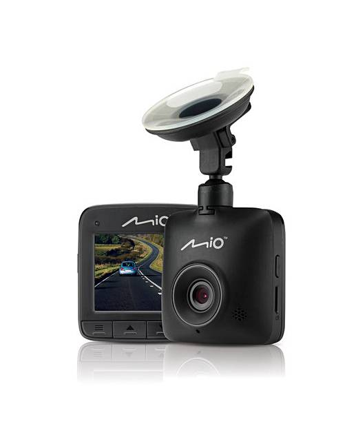 Mio mivue c310 dash cam black: amazon. Co. Uk: electronics.