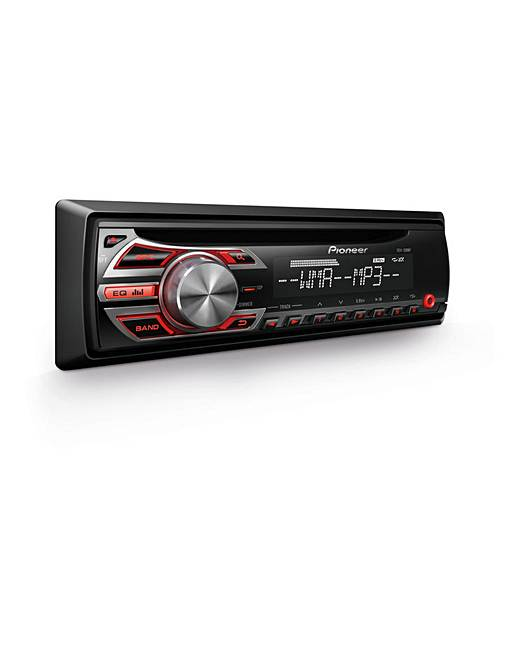 Pioneer deh 150mpg car stereo j d williams rollover image to magnify publicscrutiny Choice Image
