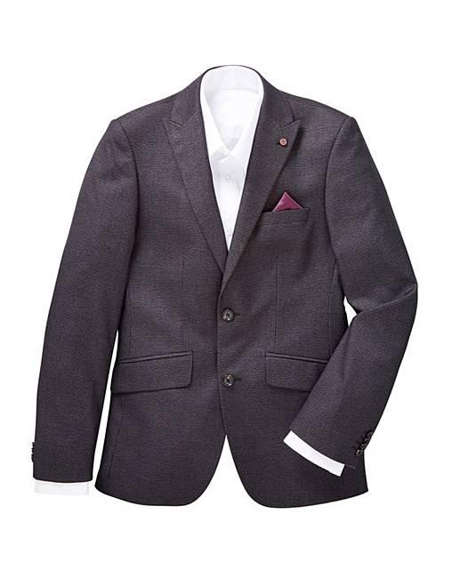 Burton London Puppytooth Suit Jacket
