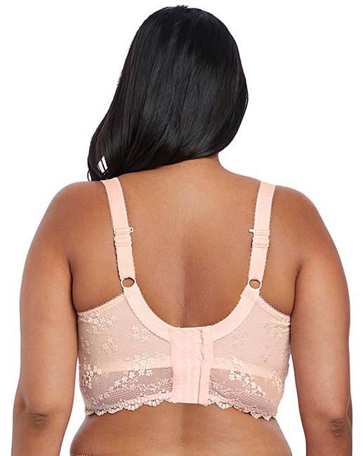 c01bd06440276 Elomi Charley Pink Wired Bralette. Click to view  Elomi  products. Rollover  image to magnify