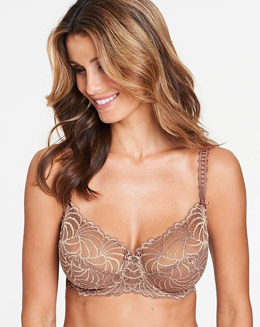 76d6c4453f945 Bestform Pampelune Full Cup Wired Bra Mink. Click to view  Bestform   products. Rollover image to magnify